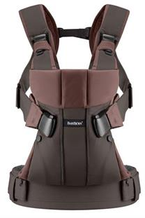 BabyBjorn ONE Brown/Chestnut nosítko