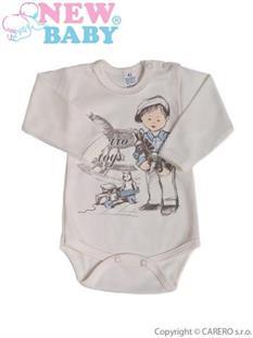 Body pro miminka - dojčenské body