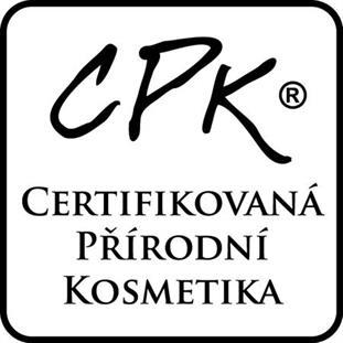 certifikovaná prírodná kozmetika