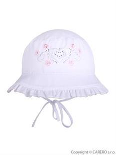 kojenecký klobouček - dojčenský klobúčik