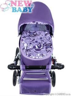 New Baby Dětský kočárek pro panenky 2v1 Lily