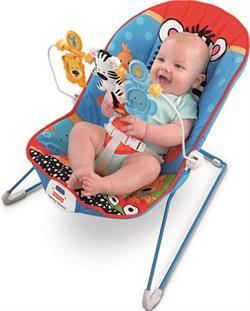 Fisher Price lehátko pre bábätko s hrazdičkou