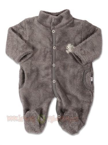Baby Servis zimná fleecová kombinézka Sobík - vel. 68