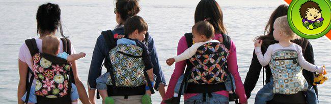 Kompletní nabídka - dětská nosítka Beco Butterfly - bezpečné nošení dětí - klikněte níže
